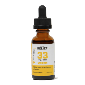 Receptra Relief Drops 33mg