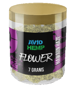 Avid Hemp CBD Flower Hawaiian Haze